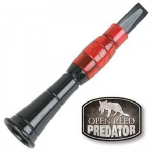 Open Reed Predator Call  MAD